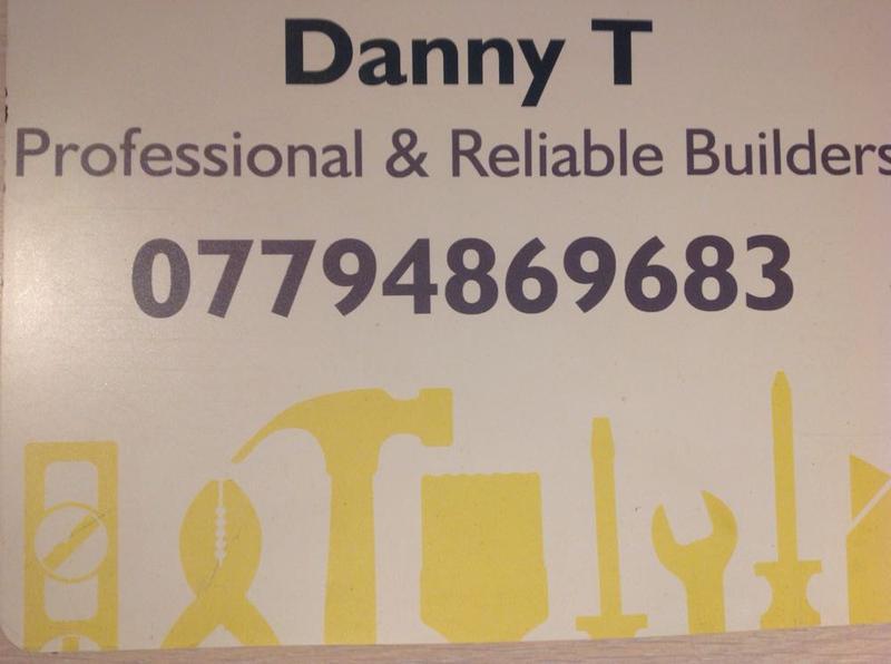 Danny T logo