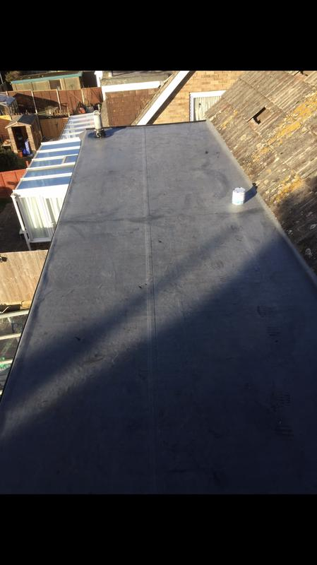 Image 46 - New dormer roof in Bristol