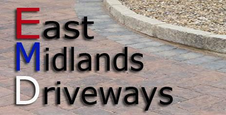 East Midlands Driveways logo