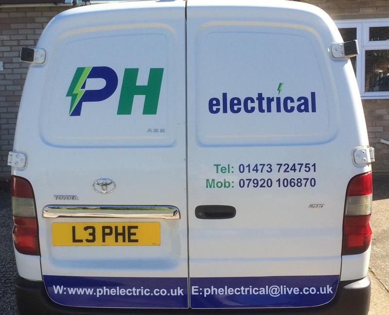 PH Electrical logo