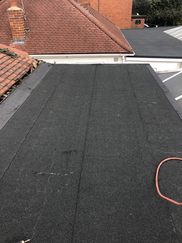 Image 5 - Flat roof after