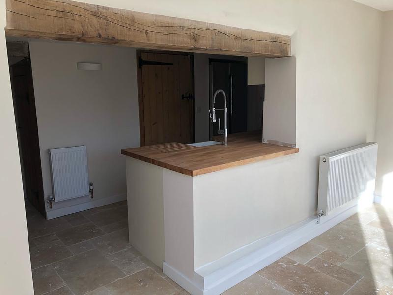 Image 21 - Kitchen extension to this lovely cottage in Sandridge, St.Albans.
