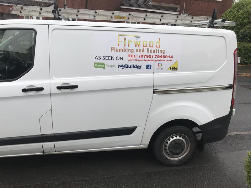 Image 6 - My van and logo