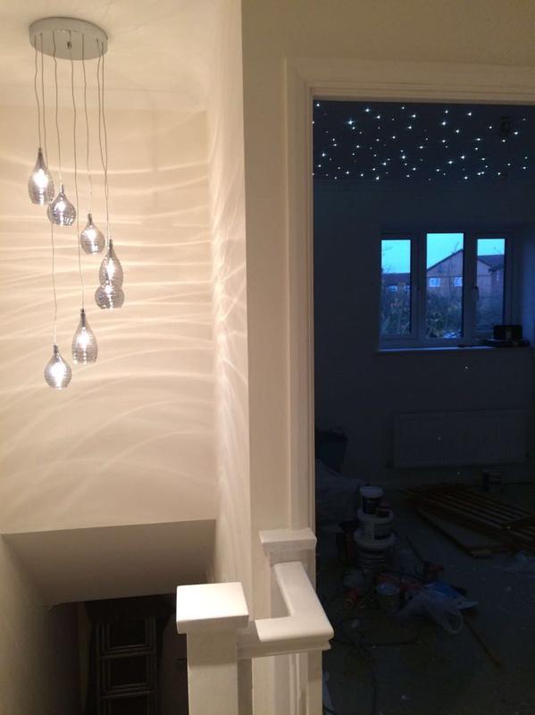 Image 30 - New stair light