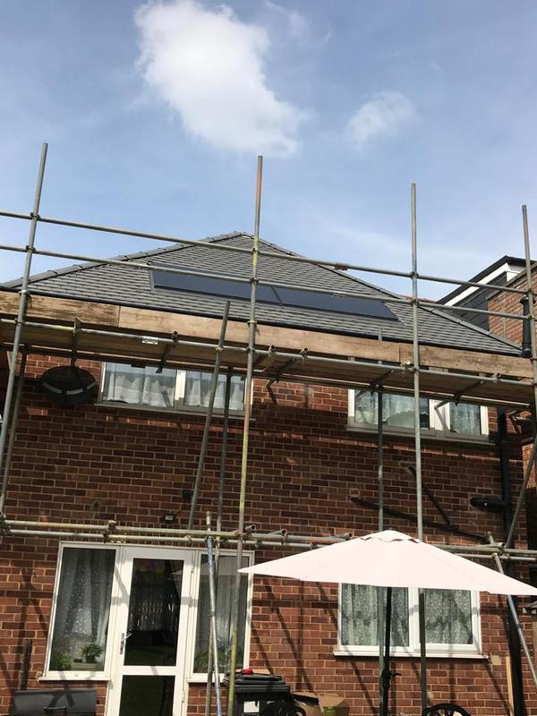 Image 42 - Roofing and loft Ealing