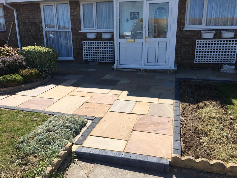 Image 216 - Garden paving ramsgate