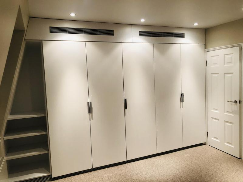 Image 8 - Wardrobes, interior decorating