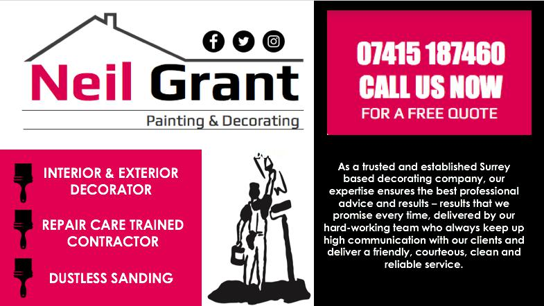 Neil Grant Painting and Decorating logo