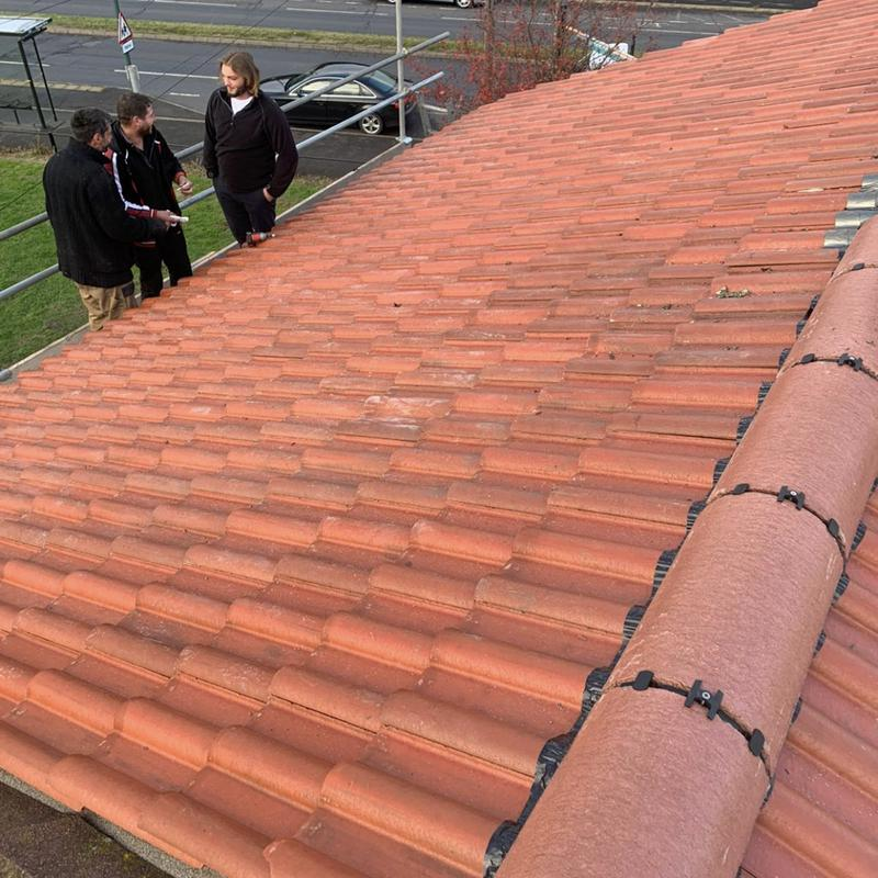 Image 22 - New roof