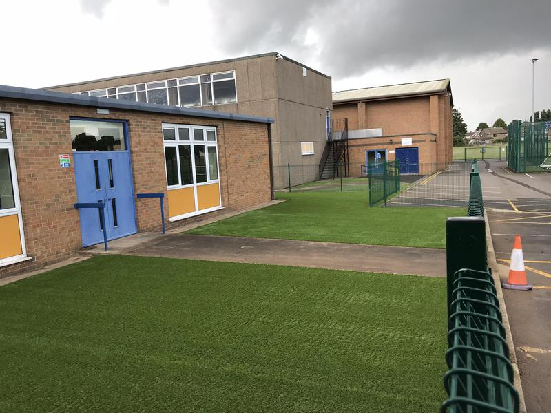 Image 14 - Hunger Hill school artificial turf