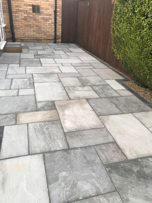 Image 48 - Natural sandstone in grey