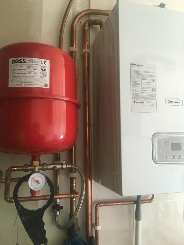 Image 11 - Heat boiler fitted