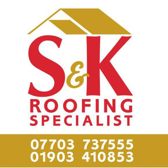 S&K Roofing Specialists logo