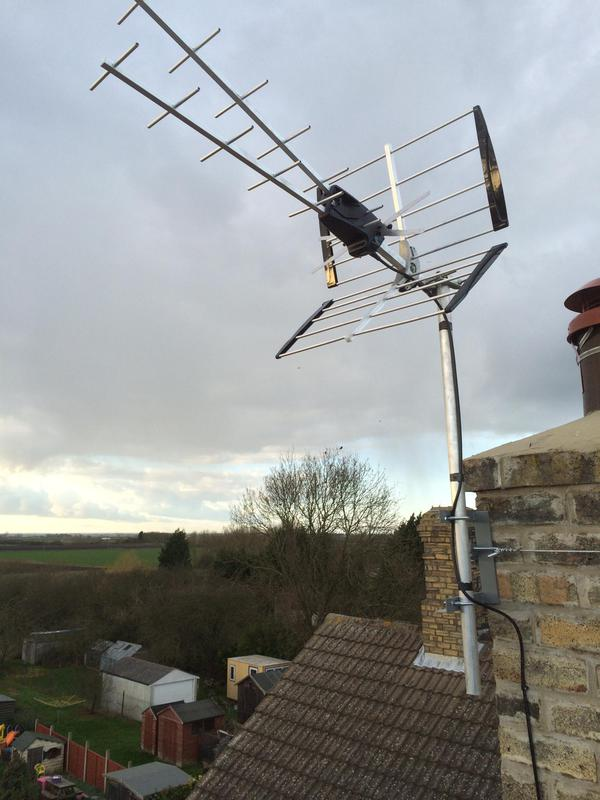 Image 23 - Tv aerial installations & services