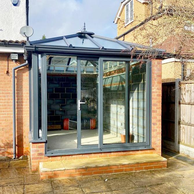 Image 9 - We manufacture, supply and fit a range of quality aluminium and UVC windows and doors.