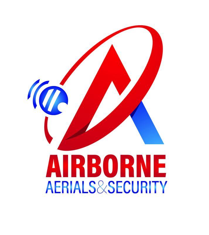 Airborne Aerials logo