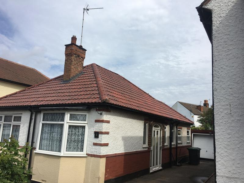 Image 109 - Re-roof & roofline replacement