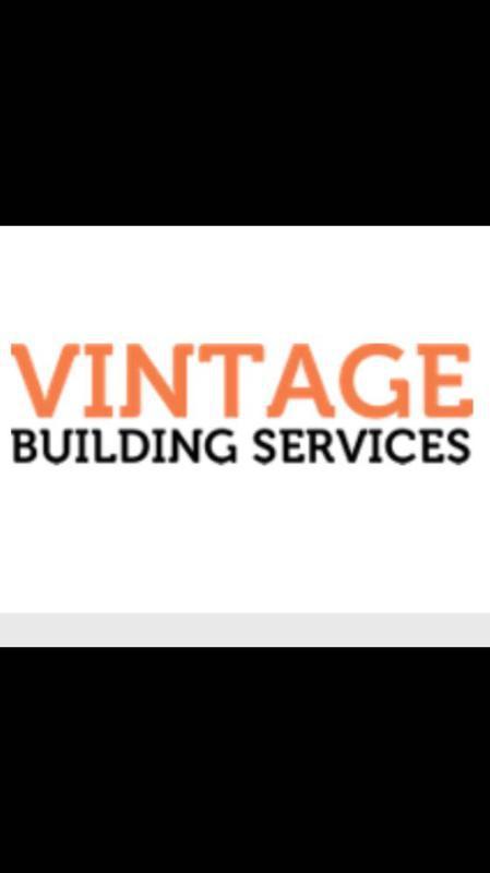 Vintage Building Services logo