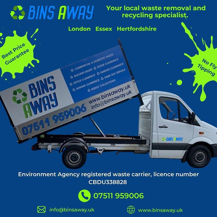Bins Away Ltd logo