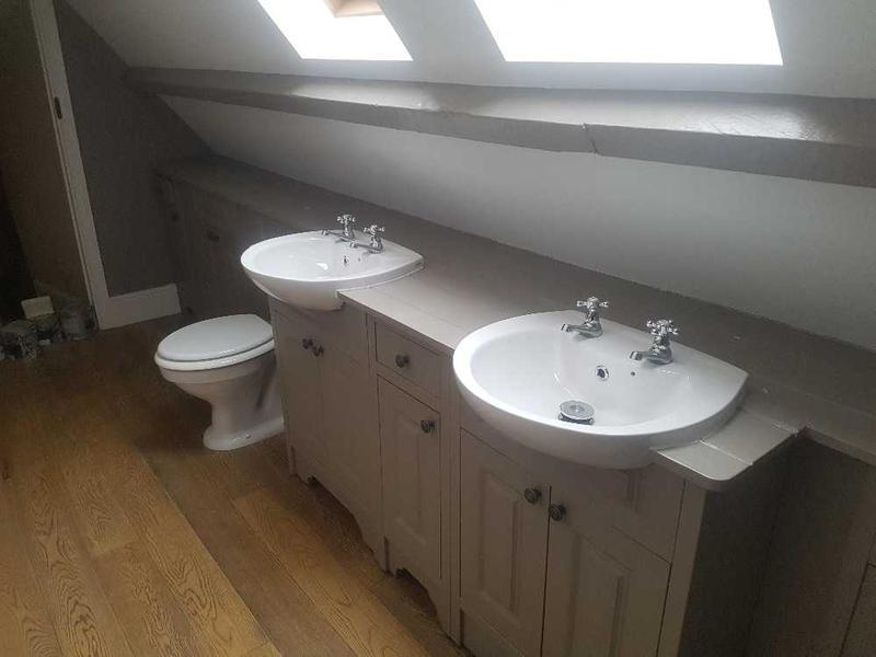 """Image 40 - Part of the renovation of """"the star"""" in fakenham by s1 builders norfolk"""