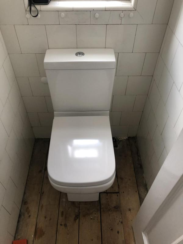 Image 33 - New toilet fitted