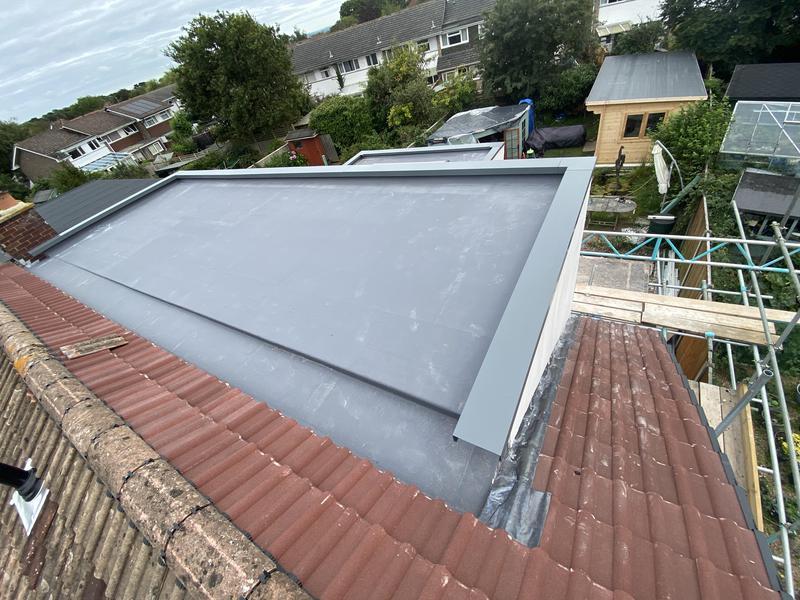 Image 86 - Basalt grey capping to match windows