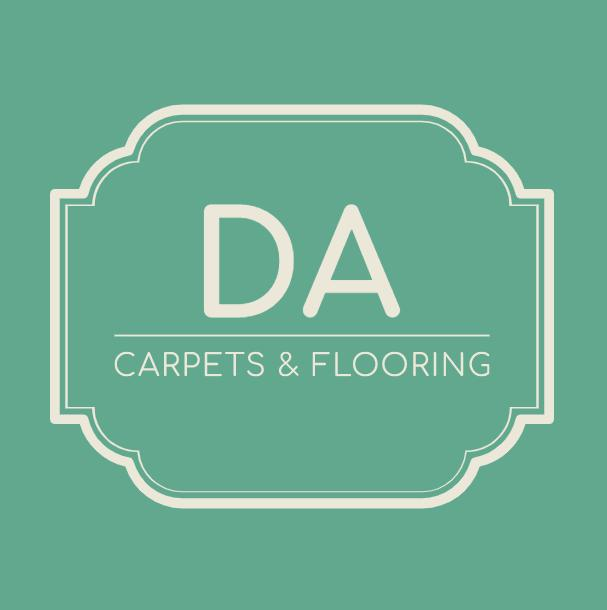 DA Carpets & Flooring logo