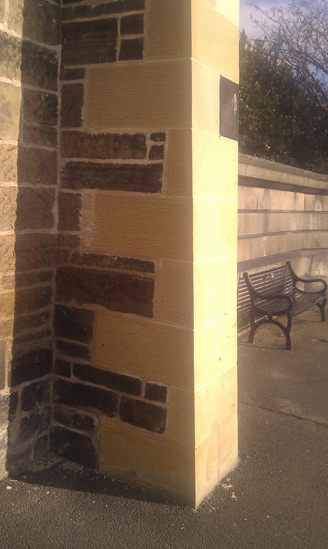 Image 14 - Stone work repairs to Church