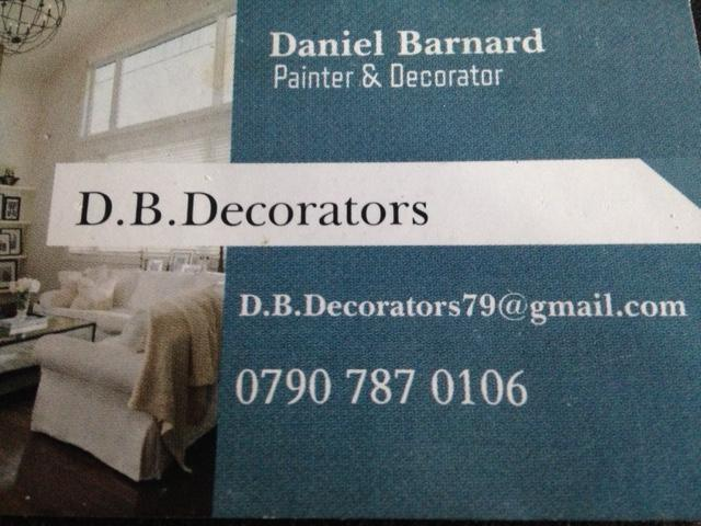 DB Decorators logo