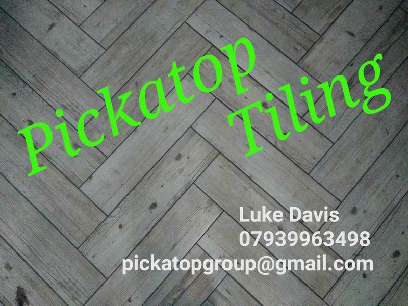 Pickatop Tiling logo