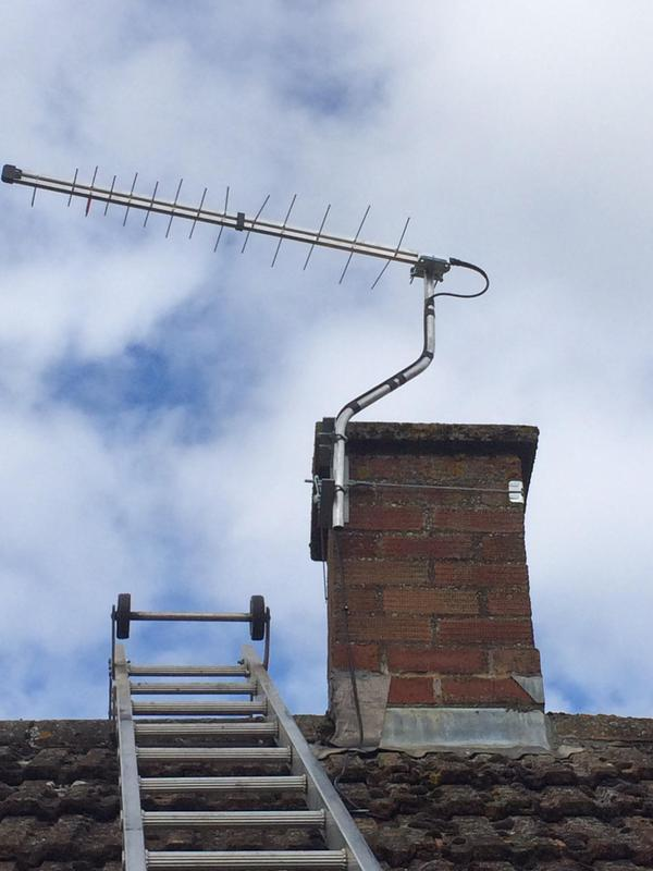 Image 38 - Tv aerial installations & services