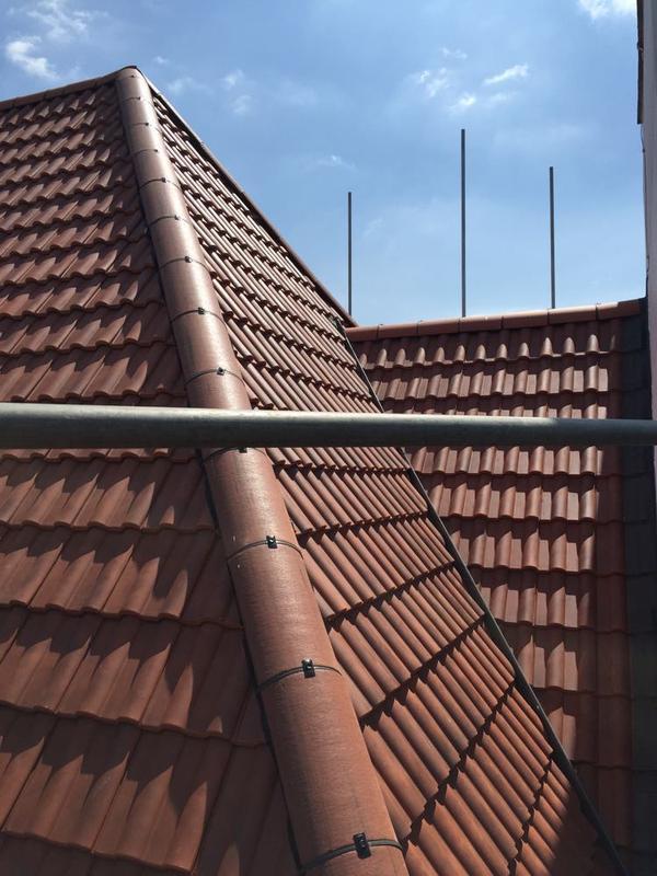 Image 45 - 1000m2 Re-Roof, Sandtoft Modula Tiles, 32 Zinc Dormers - Kings Cross, London