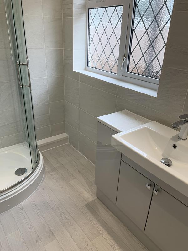 Image 53 - AFTER. Dartford Bathroom refurb