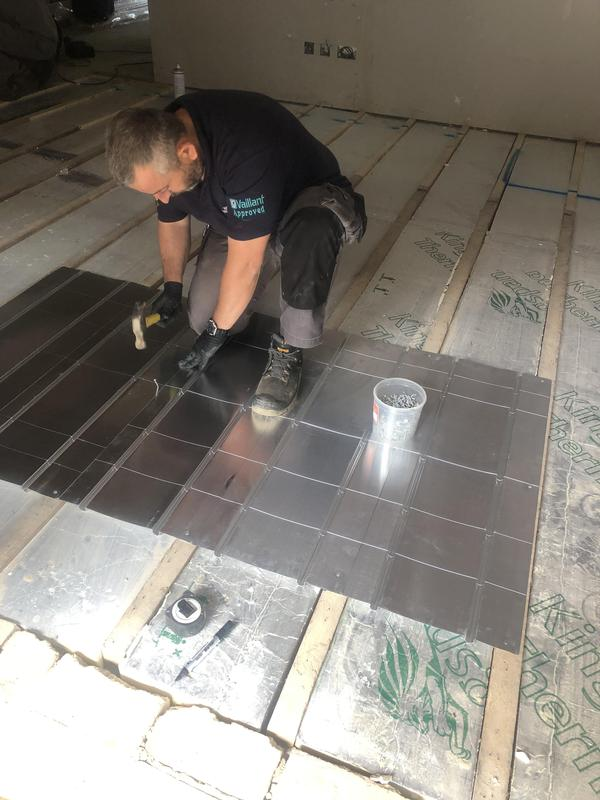 Image 29 - Underfloor heating installations in Watford