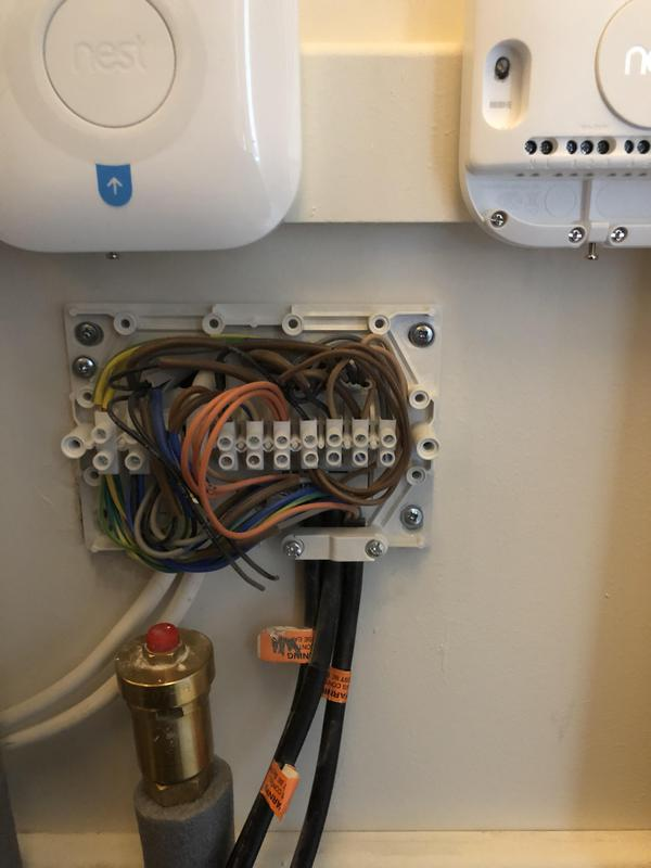 Image 5 - This wiring took a while to sort out.