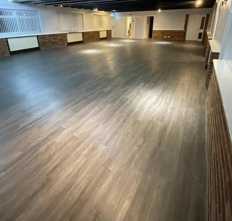 Image 15 - Luvanto lvt flooring Smoked Charcoal