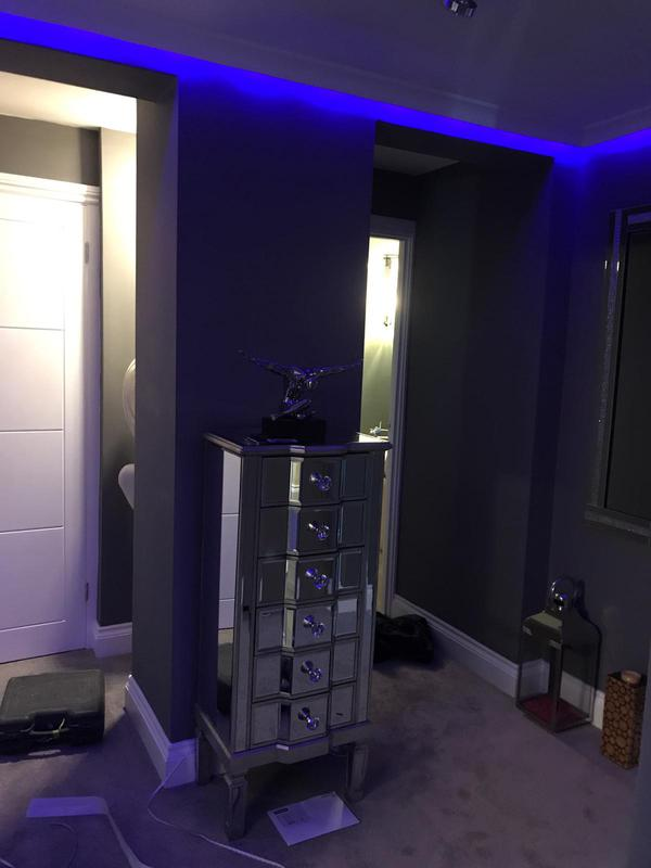 Image 19 - More coloured LED lighting