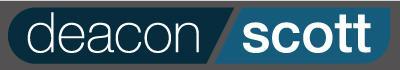 Deacon Scott logo