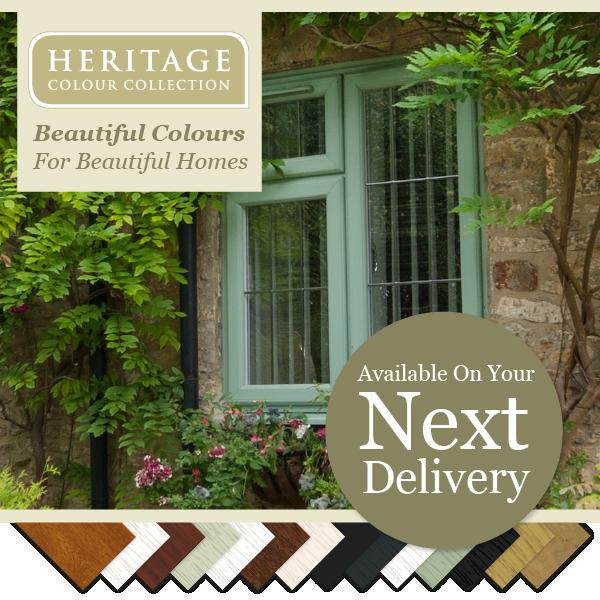 Image 3 - Casement windows are a popular design and available in a range of colours inside and out.