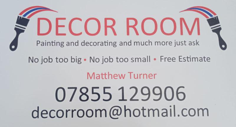 Decor Room logo