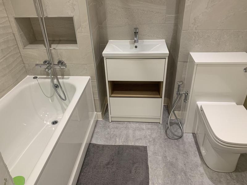 Image 17 - AFTER. New Eltham. Bathroom renovation