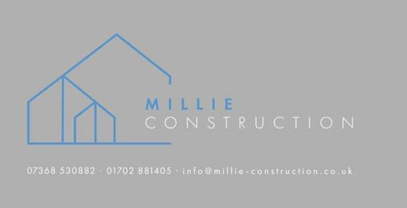 Millie Construction logo