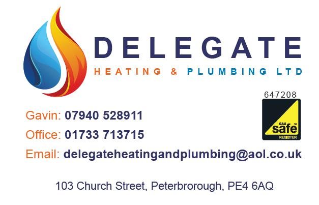 Delegate Heating & Plumbing Ltd logo