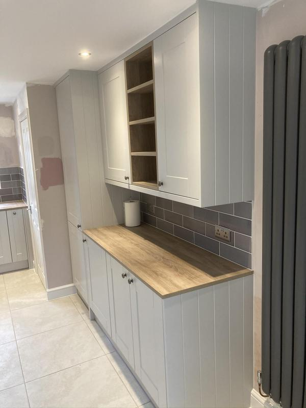 Image 7 - All kitchen, flooring, tiling completed on this one