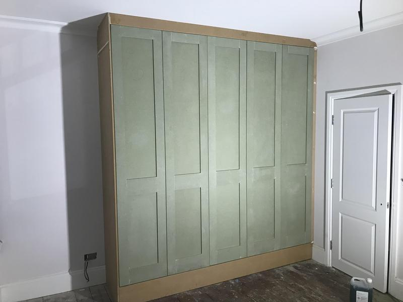 Image 12 - Victorian style period wardrobe