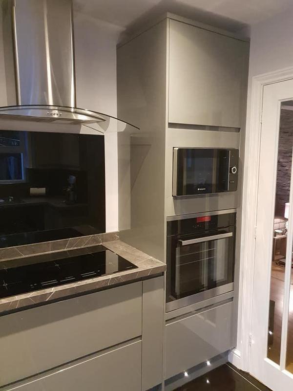 Image 11 - Kitchen rewire