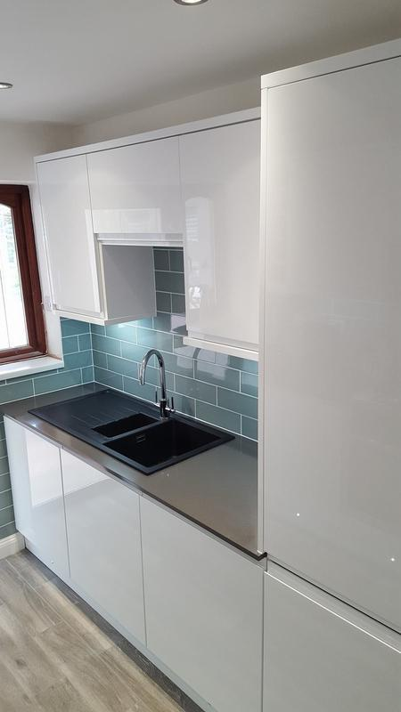 Image 30 - Complete kitchen refit - see our facebook page for before pictures!