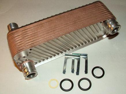Image 91 - Vaillant Boiler Heat Exchanger