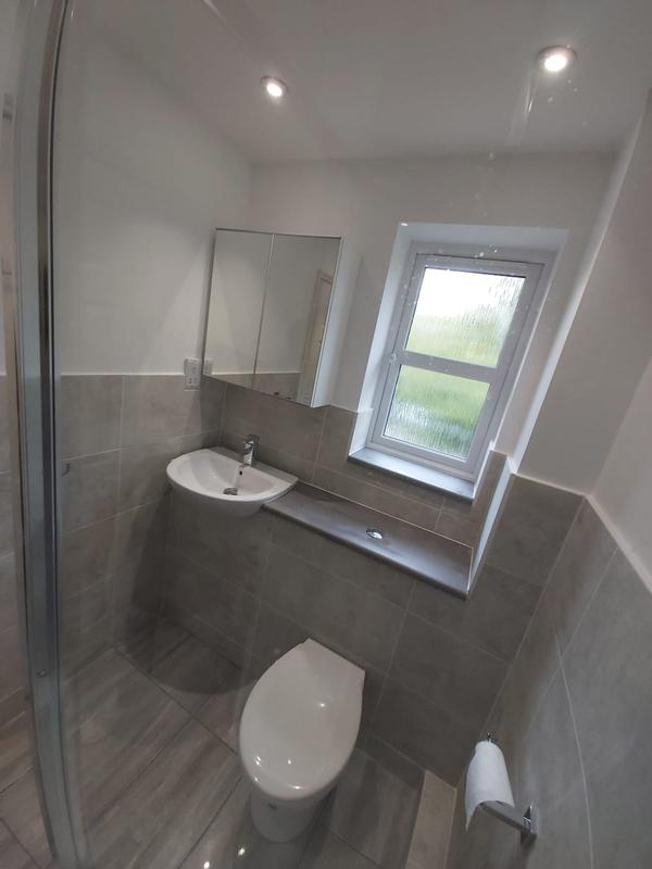 Image 1 - Stunning new bathroom, whole new bathroom, from tiling, to plastering.