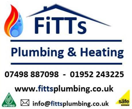 Fitts Plumbing & Heating logo